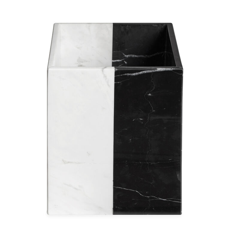 Bath Accessories - Canaan Wastebasket