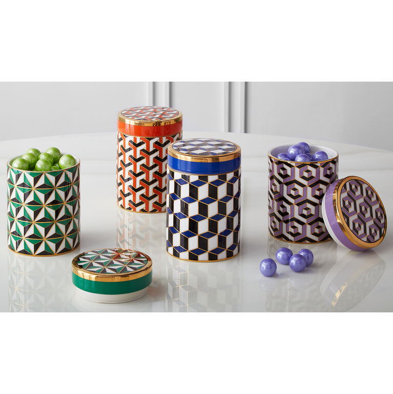 Cookie Jars & Canisters - Versailles Canister