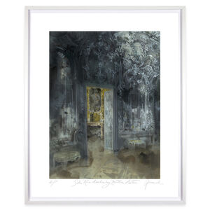 "Jeremiah Goodman - Jeremiah Goodman ""Silver Room Amalienburg Pavilion Munich"""