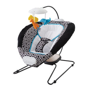 JA Baby - JA Crafted by Fisher-Price Deluxe Bouncer