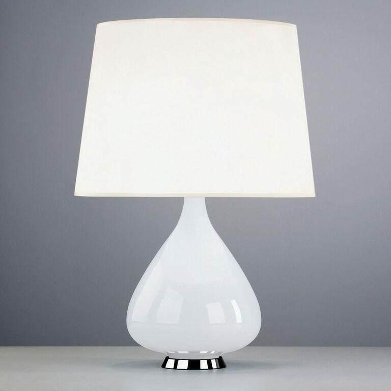 Capri Teardrop Table Lamp Modern Lighting Jonathan Adler