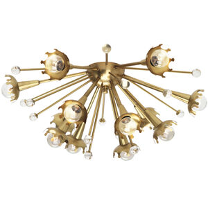 Flush Mounts - Sputnik Flush Mount Lamp