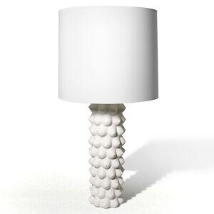 Georgia White Table Lamp Modern Table Lamps Jonathan Adler