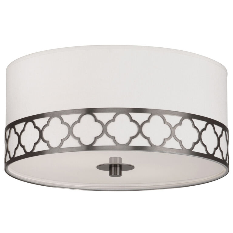 Flush Mounts - Addison Semi Flush Mount Lamp