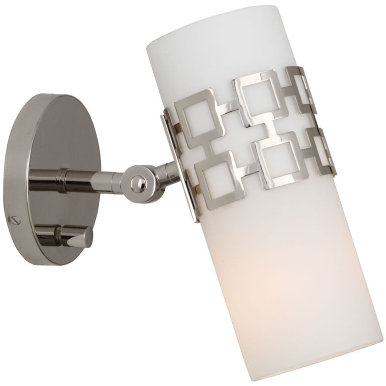 Wall Lamps & Sconces - Parker Adjustable Sconce