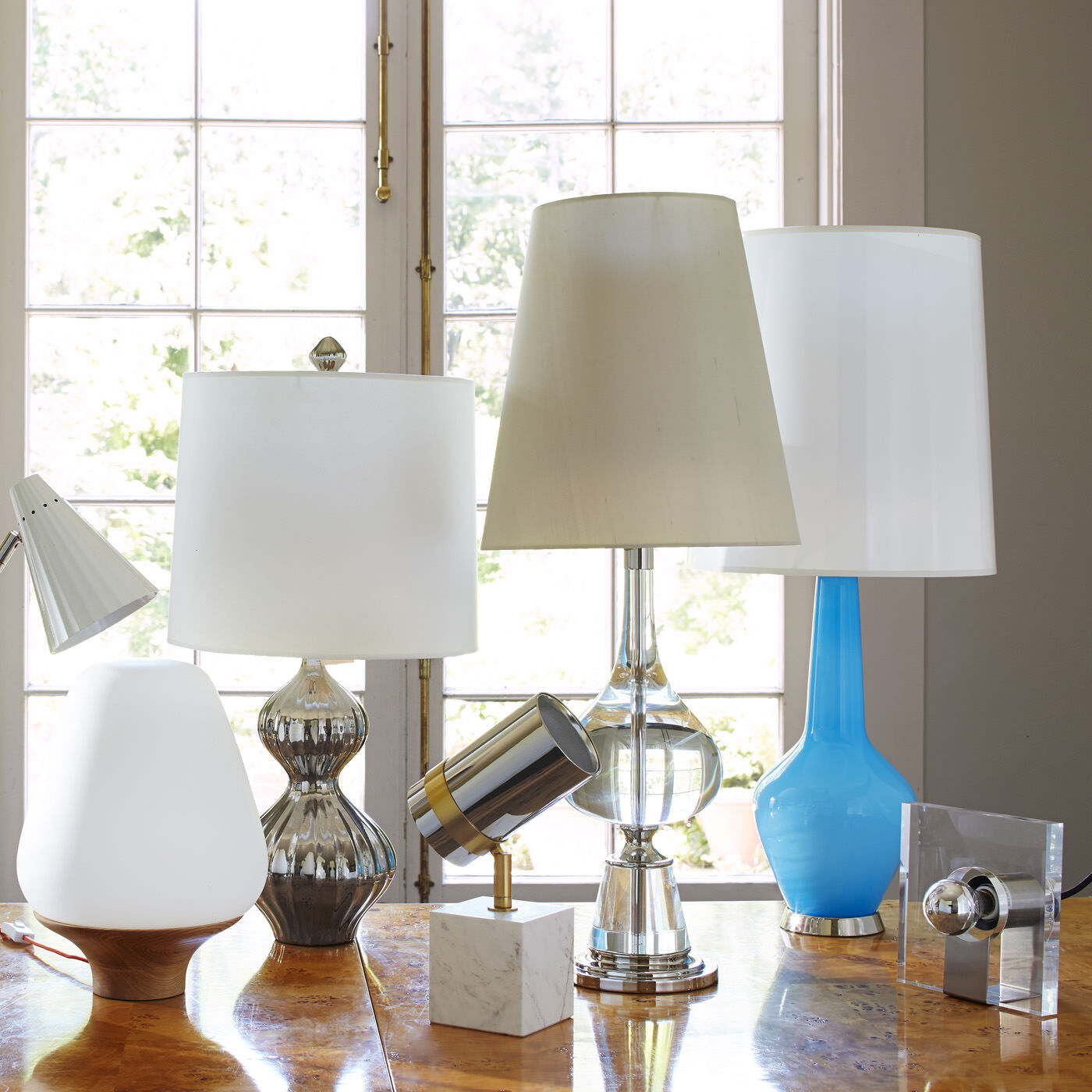 Bristol Spotlight Accent Lamp | Modern Table Lamps | Jonathan Adler