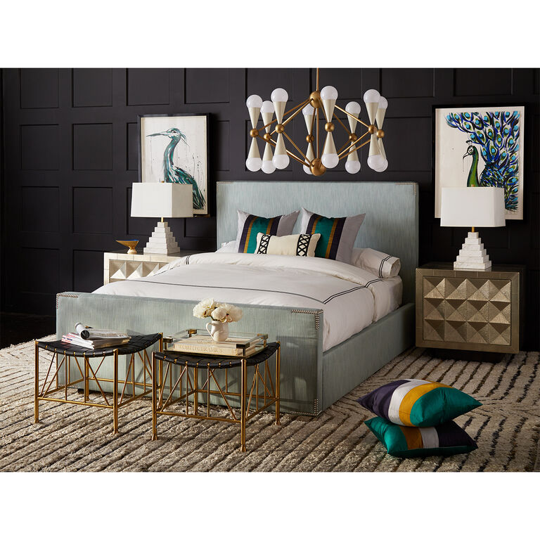 Jonathan Adler | Connery Queen Bed 1