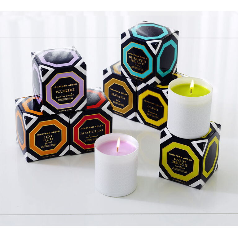 Candles - Jet Set Candle