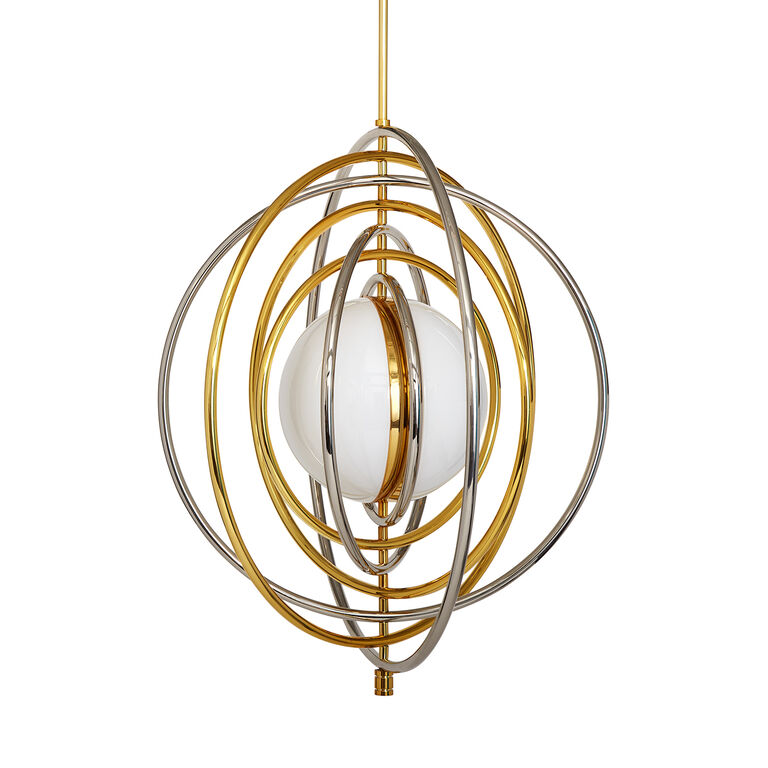 Chandeliers - Electrum Kinetic Chandelier