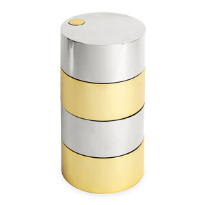 Boxes & Canisters - Electrum Cylinder Box