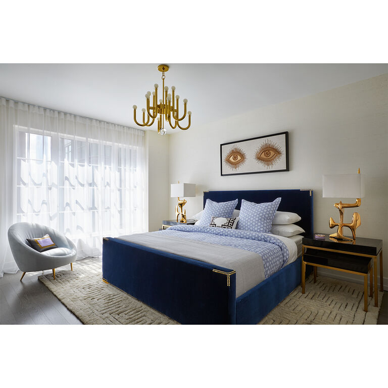 Jonathan Adler | Connery King Bed 3