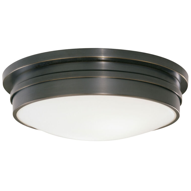 Flush Mounts - Large Roderick Flush Mount Lamp