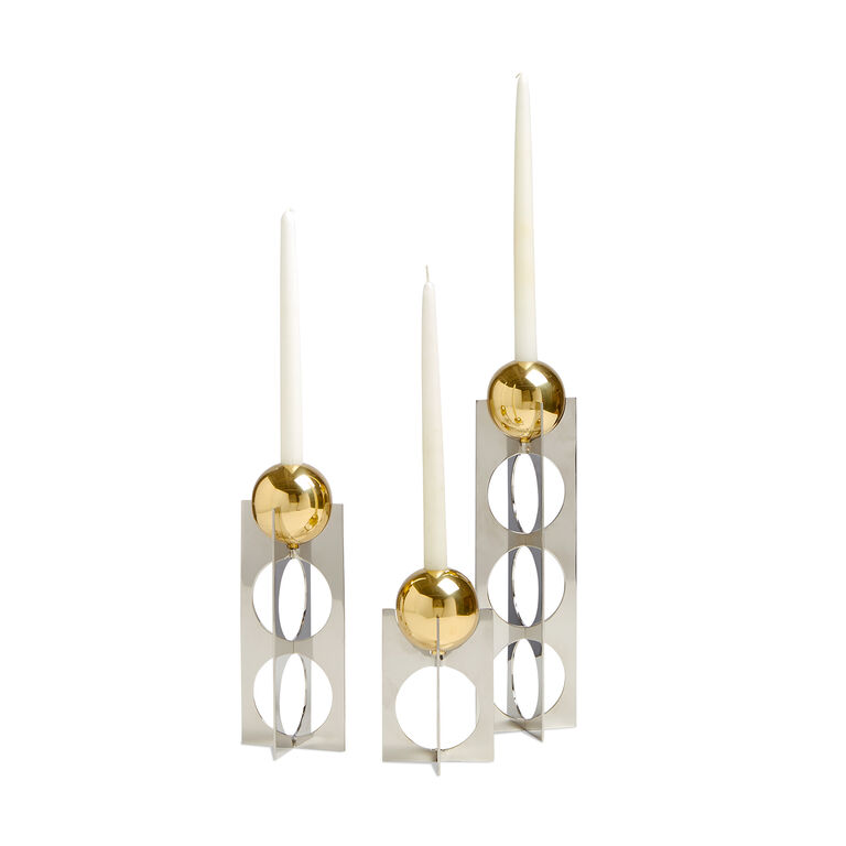 Candle Holders - Short Berlin Candle Holder