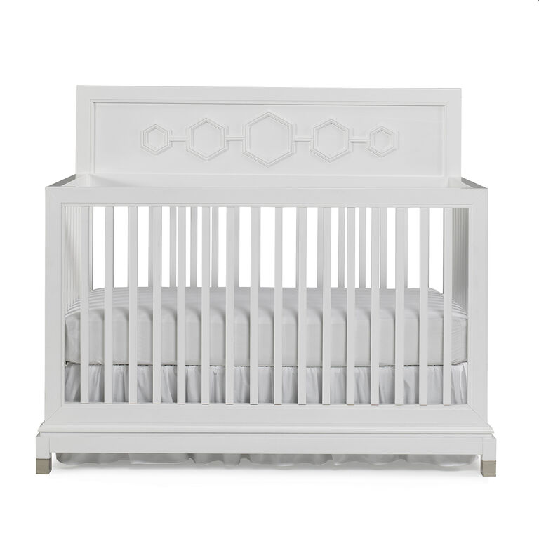 JA Baby - JA Crafted by Fisher-Price Deluxe Convertible Crib