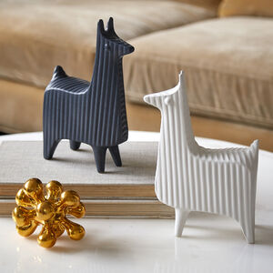 Decorative Objects - Menagerie  Llama