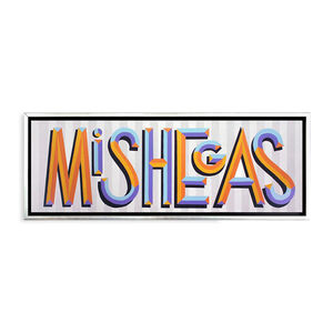 "Dan Balgley - Dan Balgley ""Mishegas"" Art Print Edition"