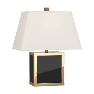 Barcelona Black Accent Lamp Modern Table Lamps