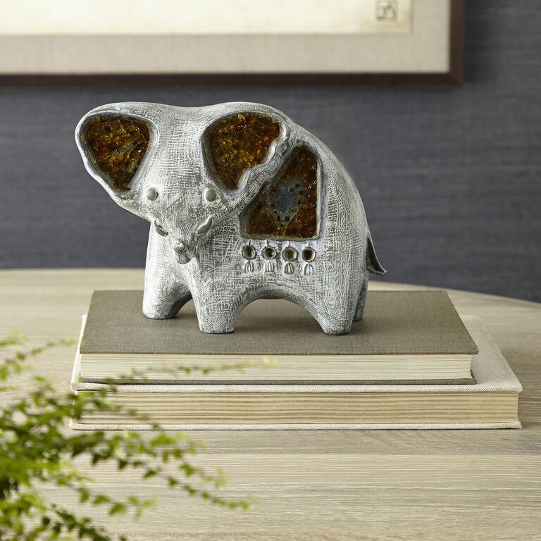Decorative Objects - Glass Menagerie Elephant