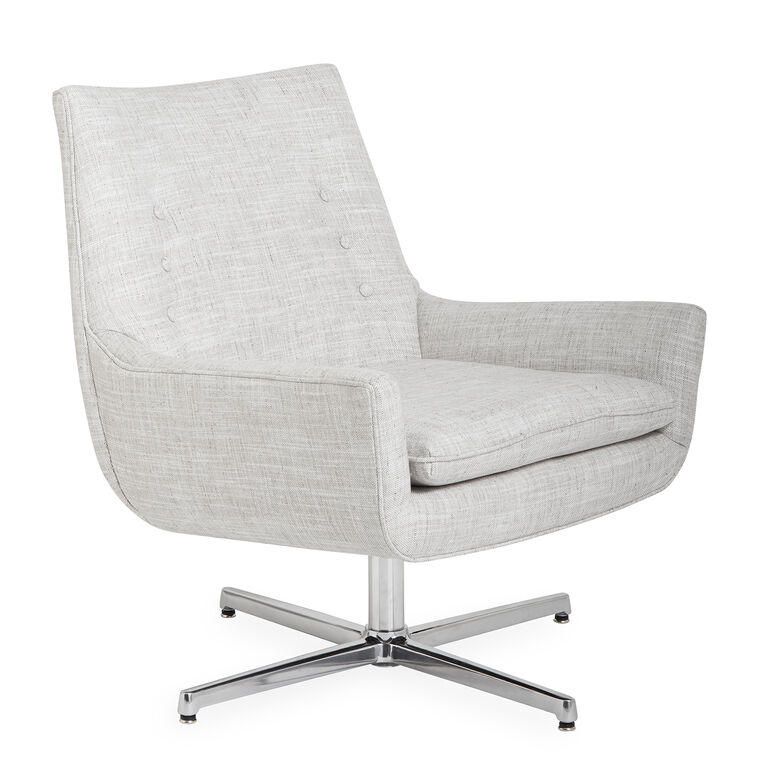 Jonathan Adler | Mrs. Godfrey Swivel Chair