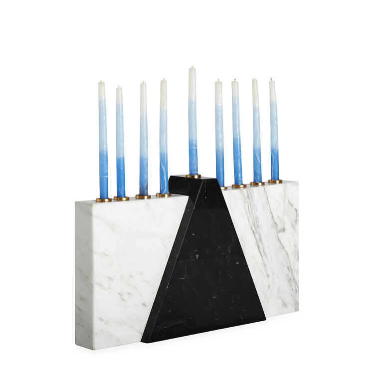 Candle Holders - Canaan Menorah