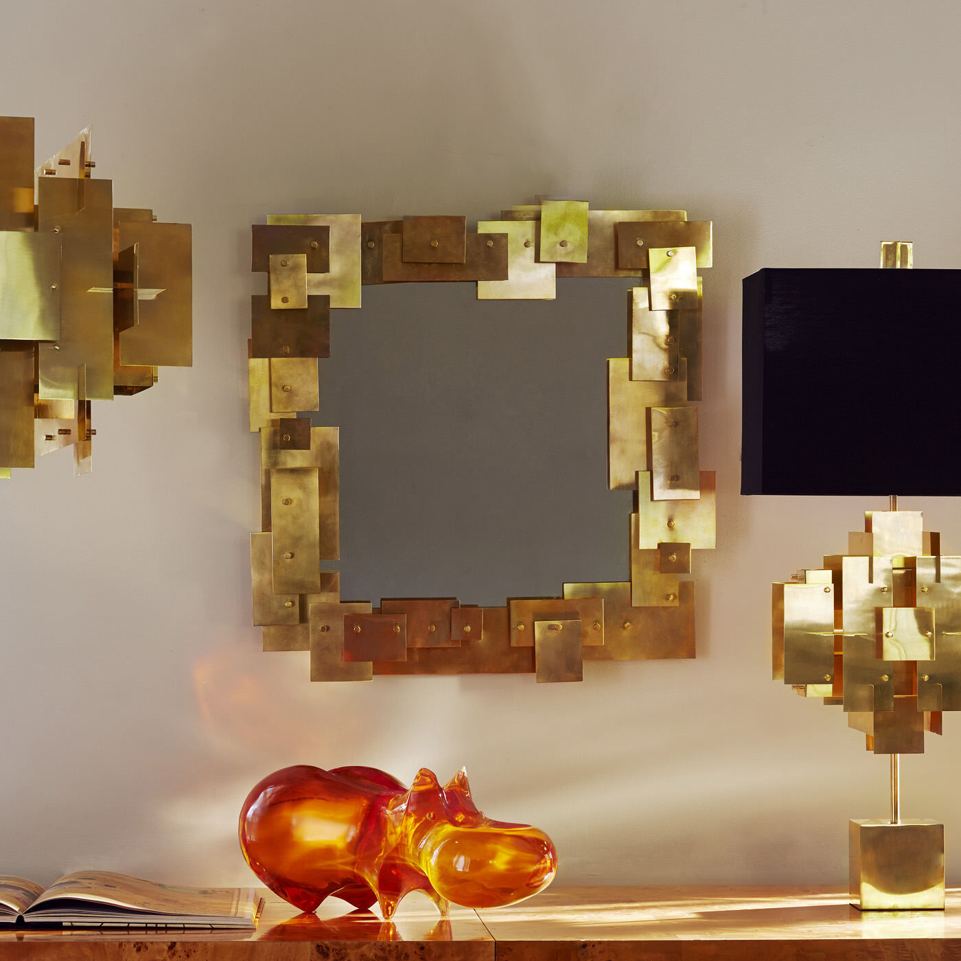 Table Lamps   Puzzle Table Lamp