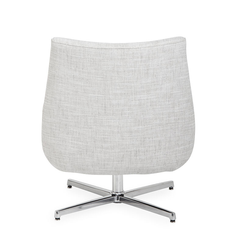 Jonathan Adler | Mrs. Godfrey Swivel Chair 4