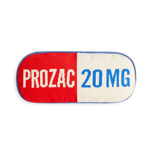 Needlepoint - Prescription Prozac Pillow