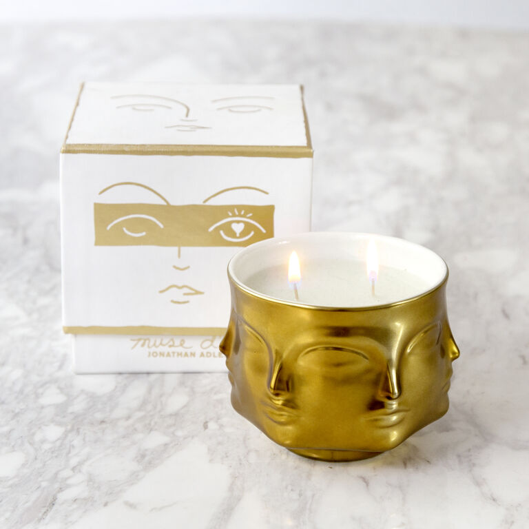Candles - Muse D'Or Ceramic Candle