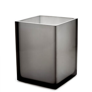 Bath Accessories - Smoke Hollywood Wastebasket
