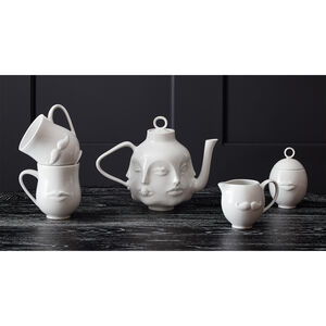 Teapots & Tea Sets - Muse Reversible Creamer