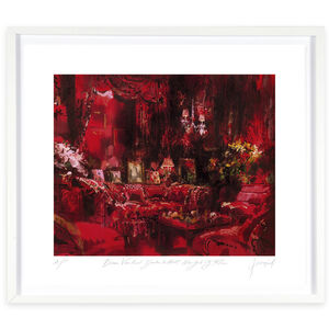 "Jeremiah Goodman - Jeremiah Goodman ""Diana Vreeland, Garden in Hell, New York City"""