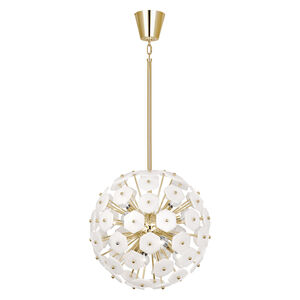 All Lighting - Vienna Small Globe Chandelier