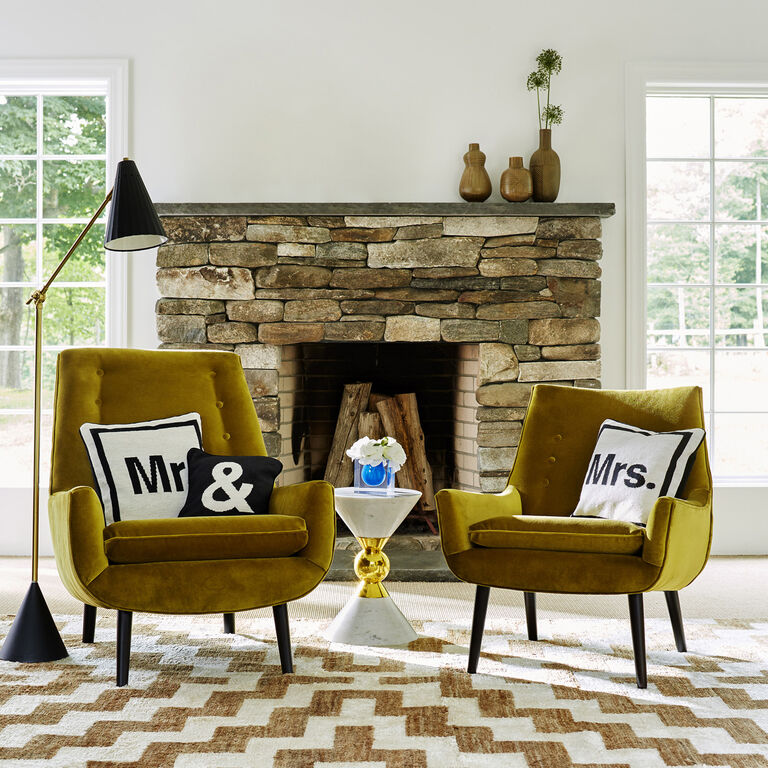 Jonathan Adler | Mrs. Godfrey Chair 3