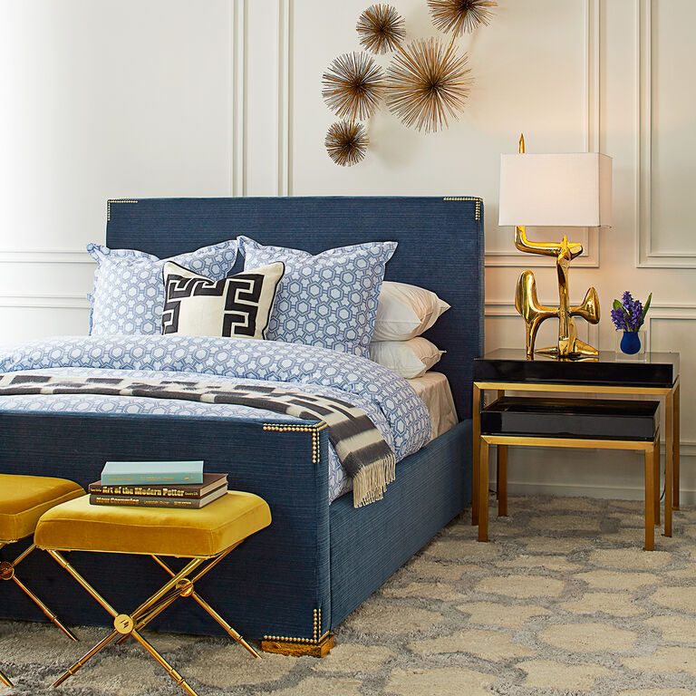 Jonathan Adler | Connery Queen Bed 4