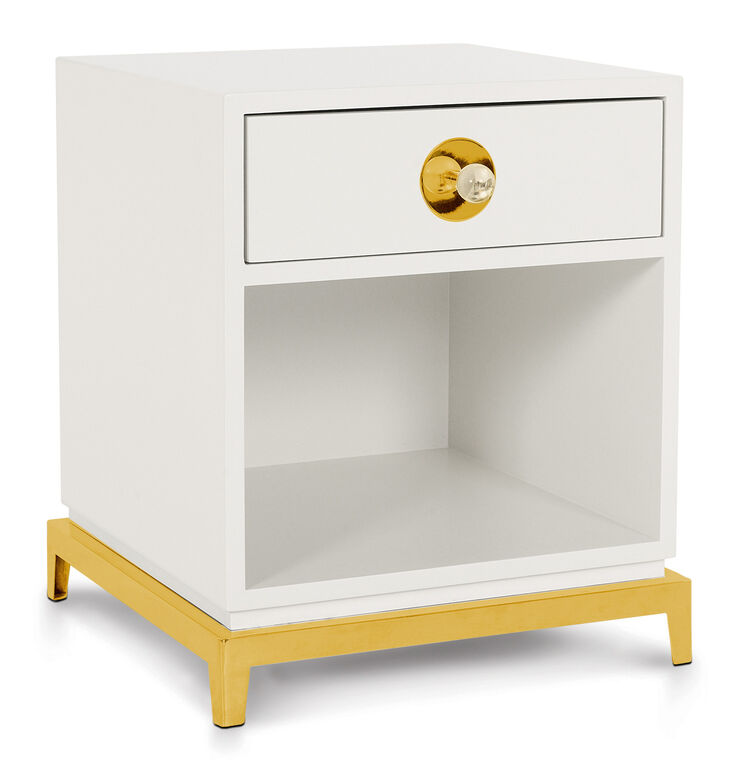 Side & Accent Tables - Channing End Table