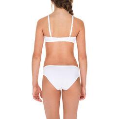 Soutien-gorge à armatures blanc brillant Shines DIM Girl-DIM