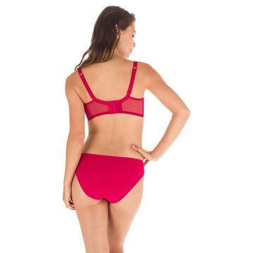 Soutien-gorge à armatures rouge vibrant Generous MOD-DIM