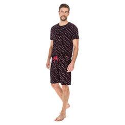 Short de pyjama imprimé toucans 100% coton Homme-DIM