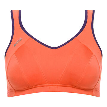 Brassière sport Active Multi Sports corail Shock Absorber-SHOCK ABSORBER