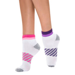 Lot de 2 paires de socquettes X-Temp Sport Femme-DIM