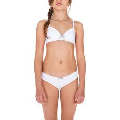 Culotte blanche brillante Shines DIM Girl-DIM