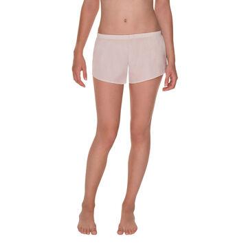 Short de pyjama soyeux peau rosée Femme-DIM