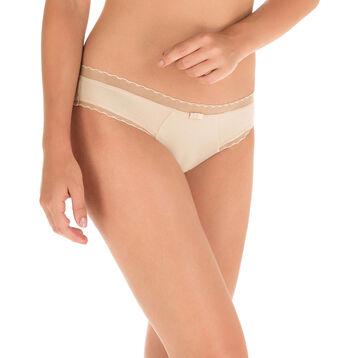 Slip en microfibre skin nude Invisi Fit-DIM