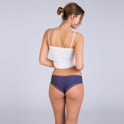 Slip brésilien bleu indigo Table Panties-DIM