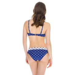 Haut de maillot de bain armatures imprimé bandana Femme-DIM