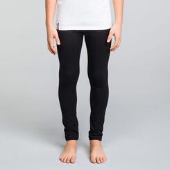 Legging noir en coton DIM Girl-DIM