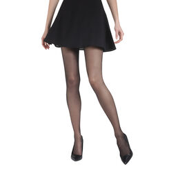 Collant noir transparent Beauty Resist 15D-DIM