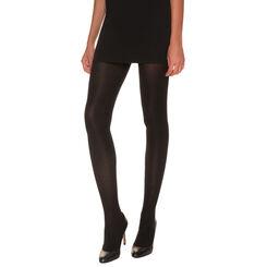 Collant noir ultra doux Madame So Cosy 346D-DIM