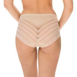 Culotte coloris peau ventre plat Diam's Control-DIM