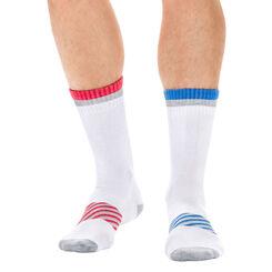 Lot de 2 paires de chaussettes de sport X-Temp Homme-DIM
